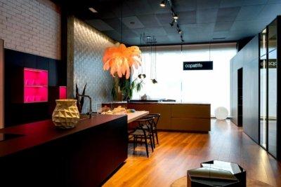 Atenea Street Showroom