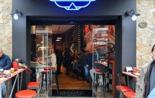 Doggies Coruña, fachada - Atenea Street Contract