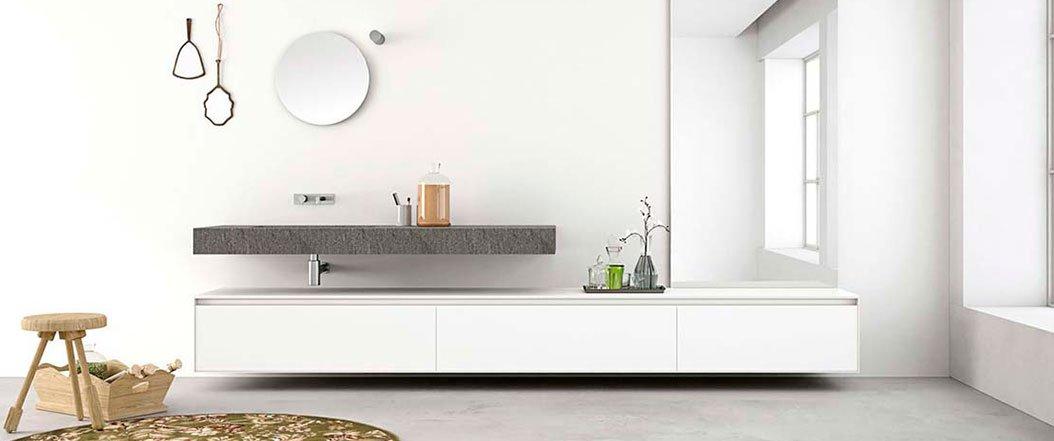 Muebles de baños de diseño, Atenea Street A Coruña