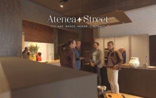 Atenea Street Portada Vídeo