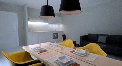 PROYECTO 05 Apartamento en Madrid