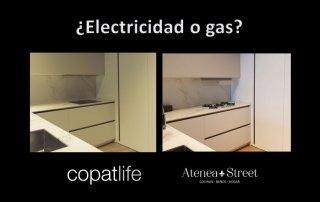 Cocinas de Electricidad o Gas