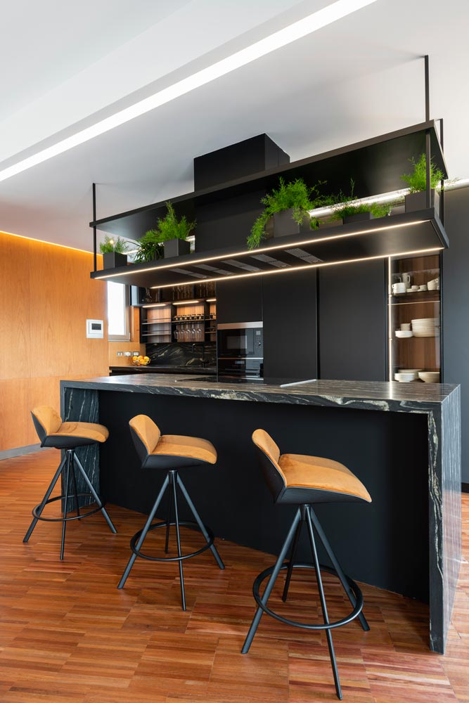 Proyecto cocina copatlife en Vigo